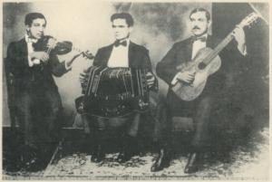 primi musicisti di tango argentino