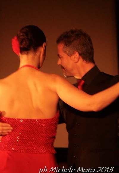 Querido Tango con Caterina Santinello e Luciano Sottovia ph Michele Moro 4