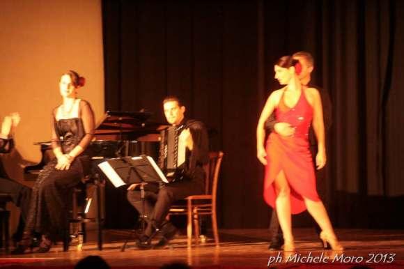 Querido Tango con Caterina Santinello e Luciano Sottovia ph Michele Moro 9
