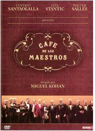 Cafè de los maestros - film -michele moro tango blog