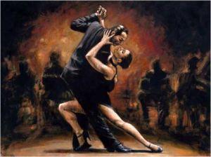 Fabian Perez 2 - tango in white - michele moro tango blog