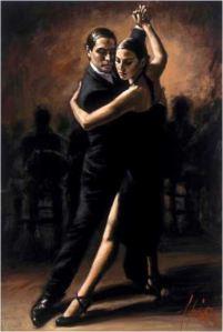 Fabian Perez 3 - tango in white - michele moro tango blog
