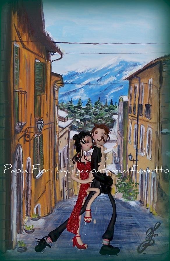 I love TANGO.it - Quadri - Paola Fiori - L'Aquila Coste Masciarelli