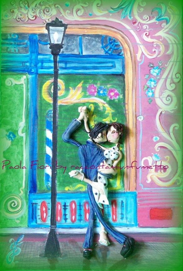 I love TANGO.it - Quadri - Paola Fiori - Tango x L'Aquila 009