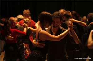 I love TANGO.it - Tango dance of passions - Galateo della milonga