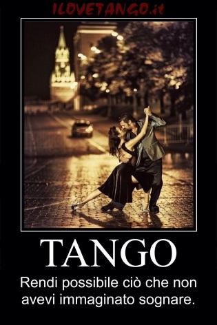 ILOVETANGO.it quotes - Riflessioni e aforismi sul Tango -  1 TANGO sogni
