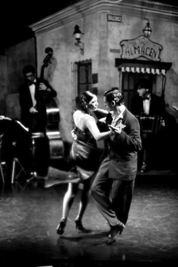 Stili di tango - Tango saln - I love Tango.it