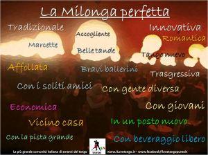 La milonga perfetta - ILovetango.it - la più grande comunità italiana di amanti del tango