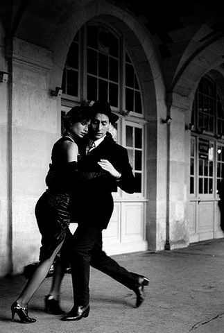 tango Canyengue o tango orillero - tango da strada - tango City photo - I love TANGO.it