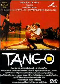 Tango - Carlos Saura - film - michele moro tango blog