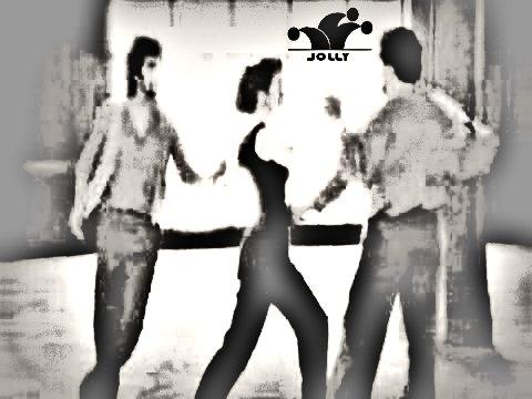 Jolly nel Tango argentino