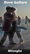 Milonghe: Dove ballare Tango in Italia